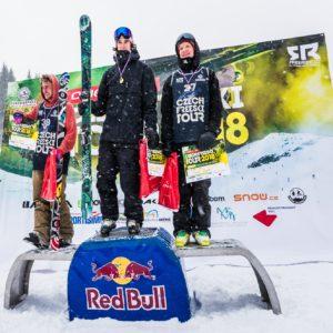 O´Neill Czech Freeski Tour 2018 Pec pod Sněžkou 24.2.2018
