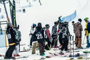 O´Neill Czech Freeski Tour 2018 Deštné v Orlických horách 10. 2. 2018